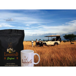 "LIONHOUND Coffee ""Safari"""