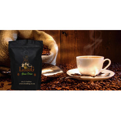 "Liondog Coffee "" Game Drive """